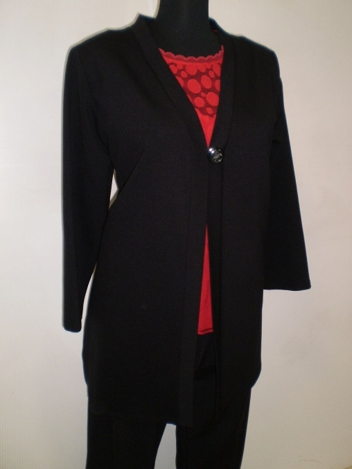 Nagyméretű Női Molett kabátok, dzsekik és blézerek KEDVEZŐ ÁR