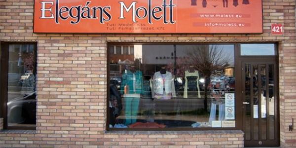 6beff0f227 Elegáns Molett Webáruház - Molett divat és alkalmi ruha